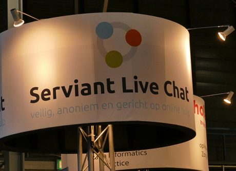 beurs banner Live Chat